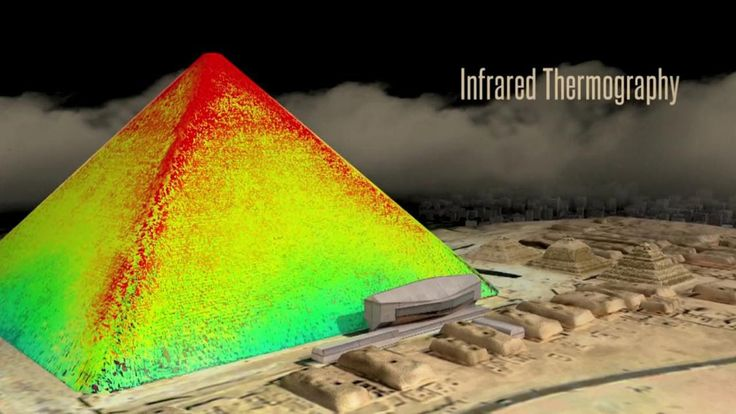 """Two weeks of new thermal scanning in Egypt's Giza pyramids have identified anomalies in the 4,500-year-old burial structures, including a major one in the largest pyramid, the Antiquities Ministry announced recently. The scanning showed """"a particularly impressive one (anomaly) located on the Eastern side of the Khufu pyramid at ground level,"""" the ministry said in …"""