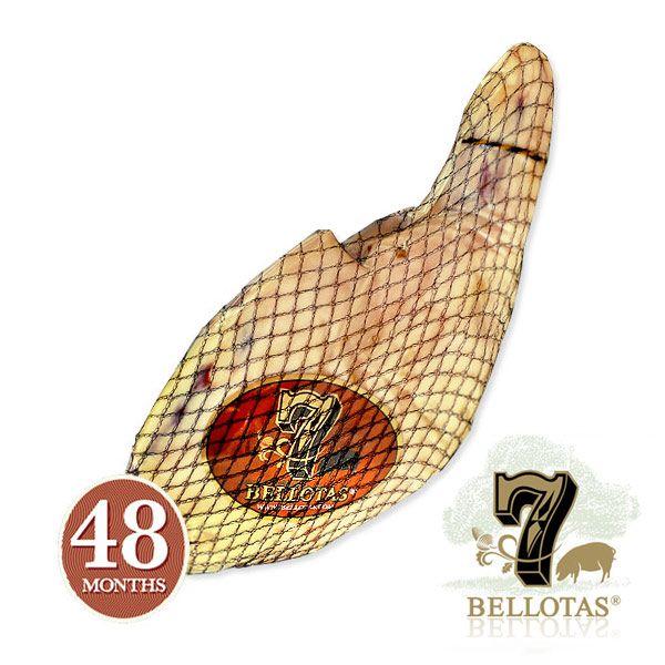 """Bone-Less Acorn-fed Iberian Ham """"Gran Reserva"""" https://shop.7bellotas.com """"Jamón ibérico de Bellota"""""""