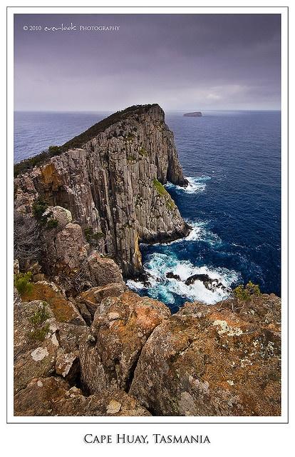 ✯ Cape Huay - Tasman National Park, Tasmania
