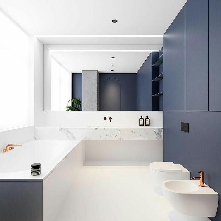 651 best Salle de bain images on Pinterest Bathroom, Bathrooms and - lavabo retro salle de bain