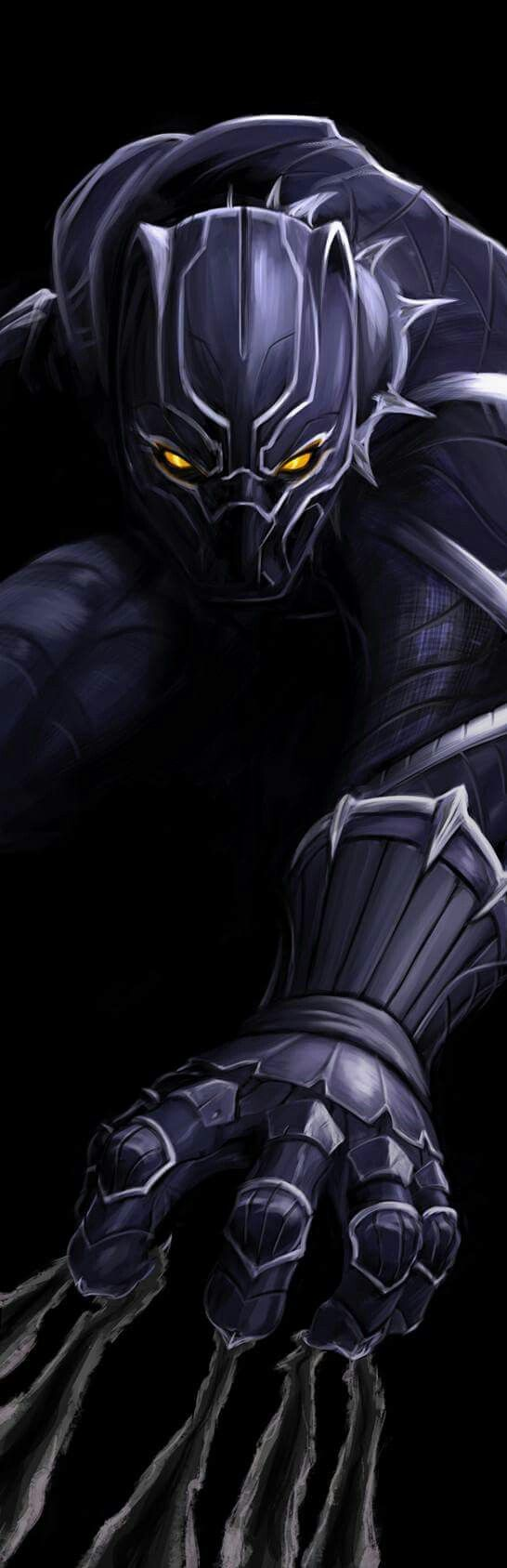 Black Panther the King