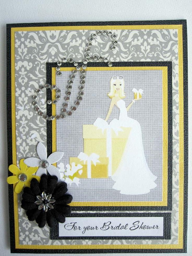 Bridal Shower Wedding scrapbooking ideas Pinterest