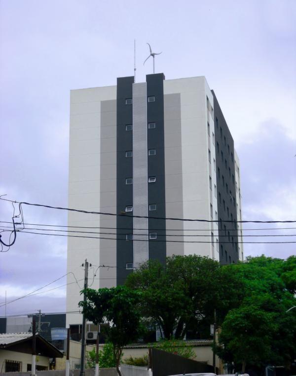 Hotel com energia eólica em Cascavel no Paraná | Energia Pura