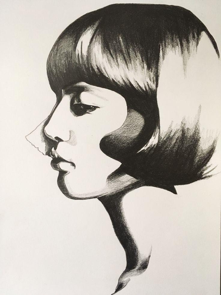 pencil illustration |sketching