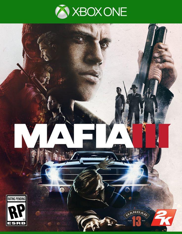 Afbeeldingsresultaat voor mafia 3 xbox one