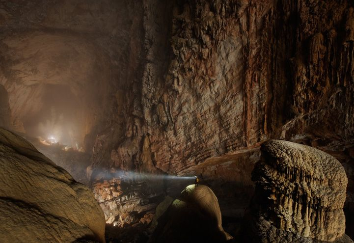 The worlds biggest cave ( Son Doong cave ) - 2: World Largest, Worlds Largest, Largest Caves, Hanging Sons, National Parks, Vietnam, Places, Travel, Sons Doong Caves