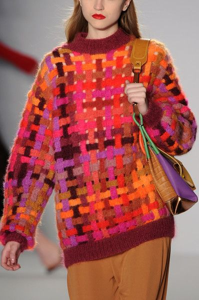 Isaac Mizrahi. Knitting Inspiration