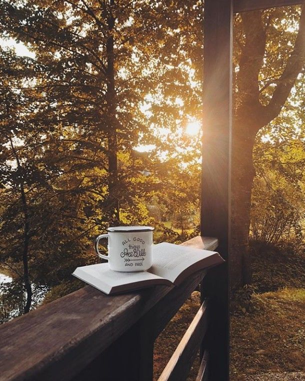 Coffee Outdoors With Images