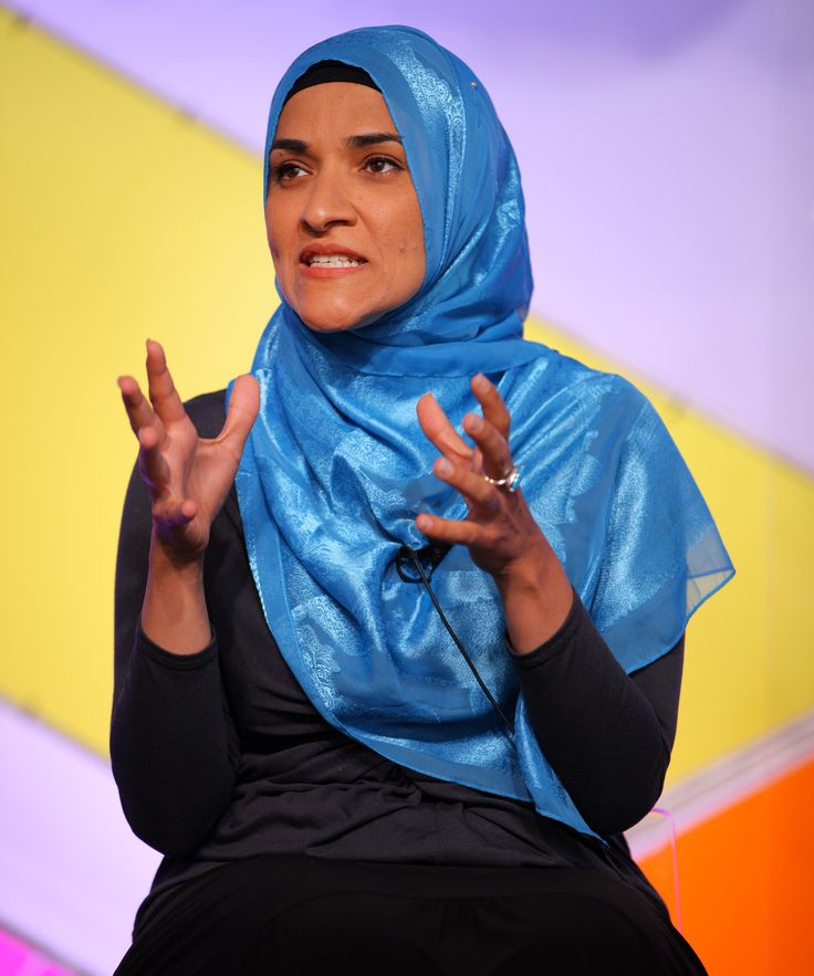 """Dalia Mogahed TED Talk Muslims 