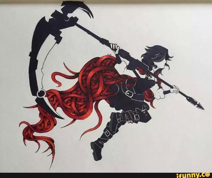 roosterteeth, rubyrose, rwby, ruby (not mine)