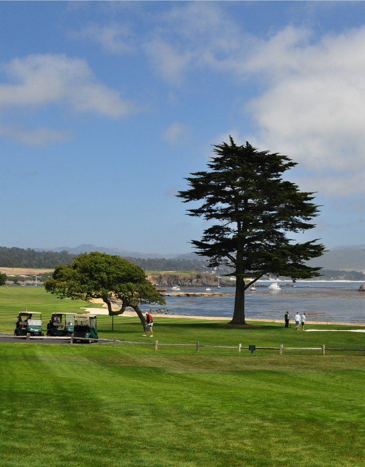 Pebble Beach Golf Courses Overview of the 5 Public