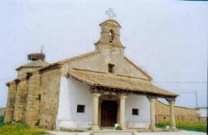 Ermita de Nuestra Señora de los Remedios, cuya fiesta se celebra el día de Extremadura, 8 de Septiembre.
