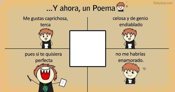 ¿Quieres un poema? - DokyTest