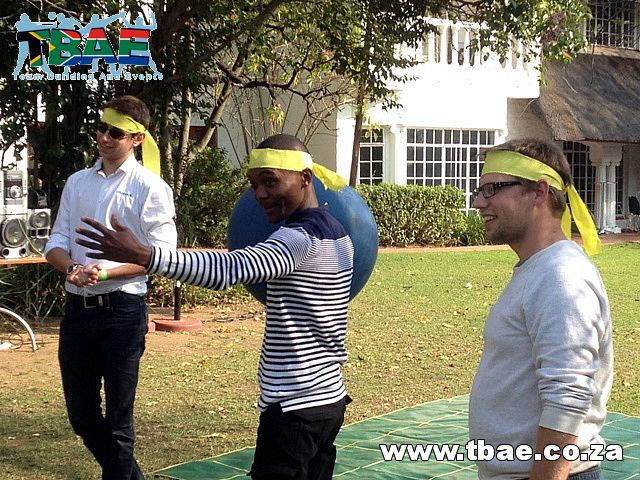 Team Building The Amazing Place #Ottobock #TeamBuilding #TheAmazingPlace