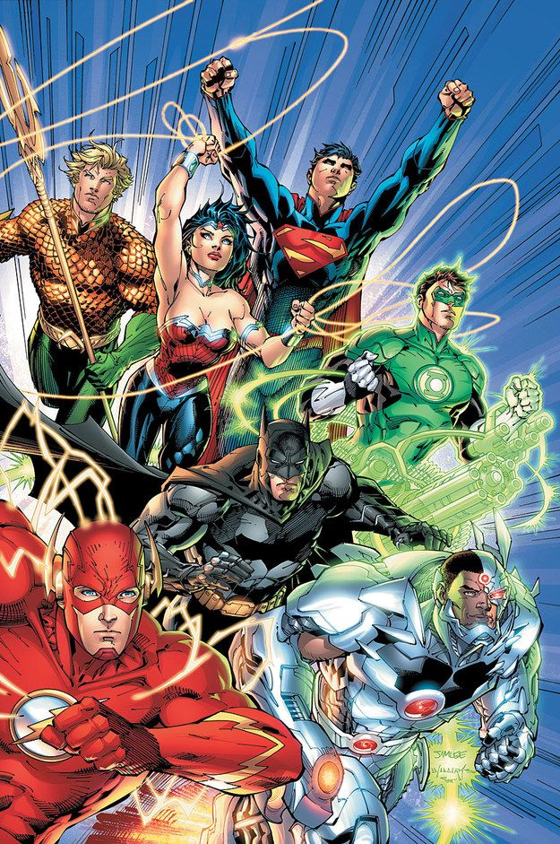 Which Superhero Team Should You Join? You got: Justice League DC Comics You're very good at what you do, and need to be around other people who are on your level. You have a tendency to be focused mainly on work, but hey, you love what you do.