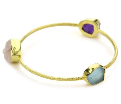 Deal Of The Week: Zariin 3 Stone Bracelet Reg $168; NOW $89 {47% Savings}
