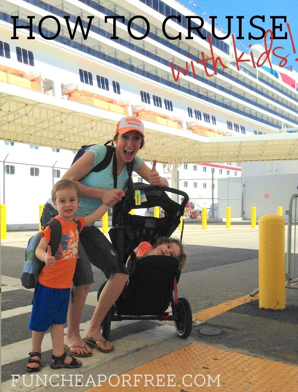 Everything you could ever possibly need to know about cruising with kids. Pin now, read later - worth the read!! #travel #cruise