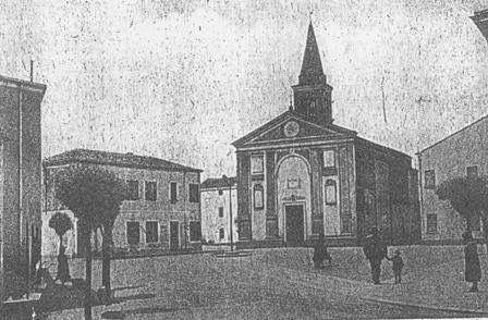 Bellombra, Veneto, Italy.
