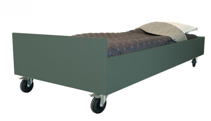 1 persoons bed noordzee