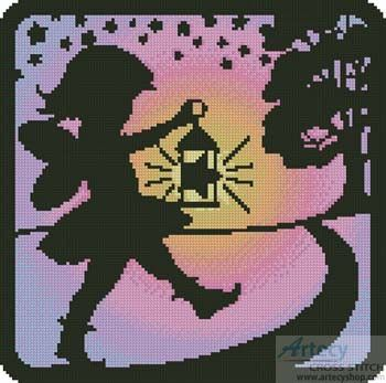 Artecy ~ Fairies Silhouette 2