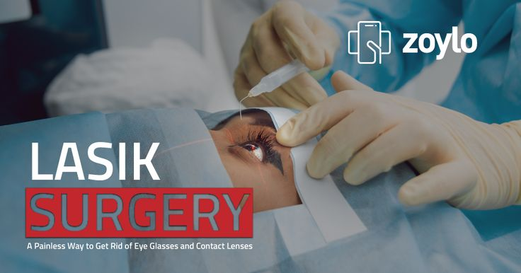 LASIK stands for laser in-situ keratomileusis which is a popular laser treatment for eye that corrects the vision problem like near-sightedness, farsightedness, or astigmatism.