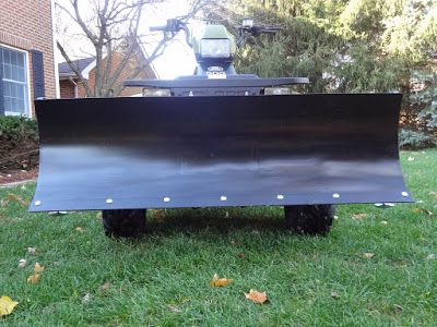 Denali ATV Plow Kit