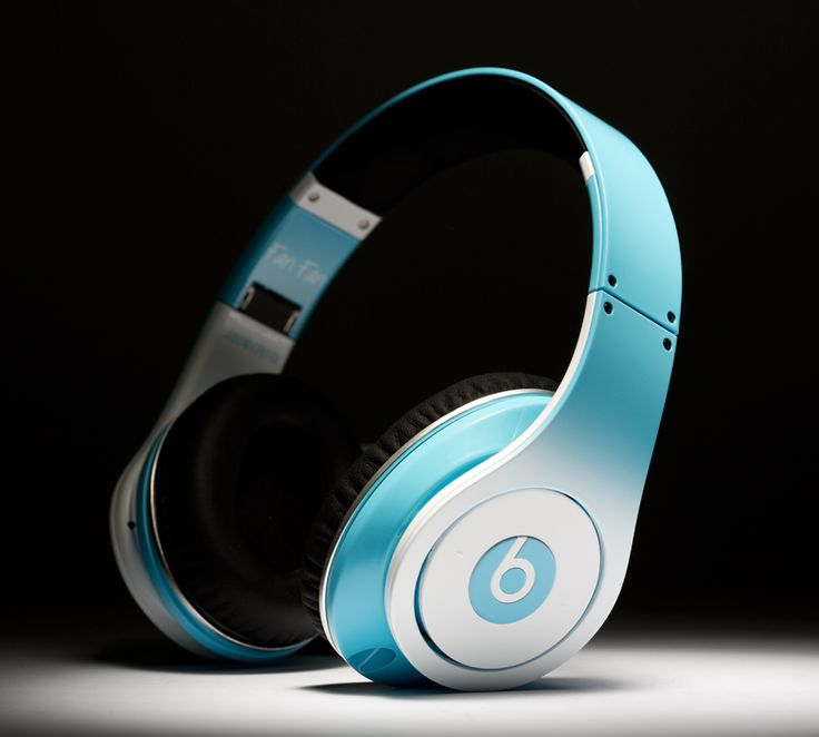 ColorWare Custom Beats Headphones!
