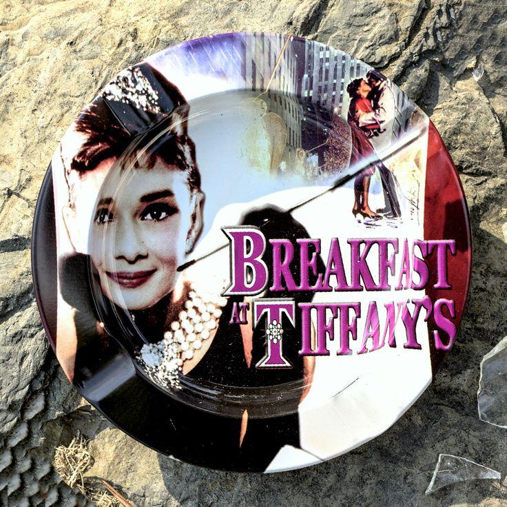 Audrey Hepburn kül tablası