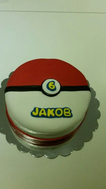 Pokemon kake