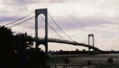 Can You Name This Bridge In Queens? Connecting Whitestone To The Bronx, It Was Completed In 1939. It's Neighboring Bridge Was Build To Alleviate Traffic Congestion And Both Feed Into The Cross Island Parkway This Crossing Allows Easy Access To Bayside, Flushing, Whitestone, Fresh Meadows and College Point. It Is The Whitestone Bridge.  To Search For Nearby Houses And Apartments Visit WWW.LI-RealEstate.Com