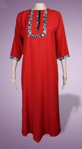 Pakistani Casual Wear Dresses Collection 2014 For Girls (2)