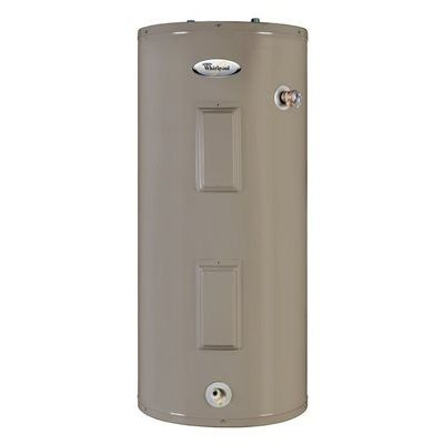 Whirlpool A8143 80-gal 6-Year Limited Short Electric Water Heater