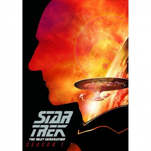 Star Trek: The Next Generation - Season 1 DVD | Star Trek Shop