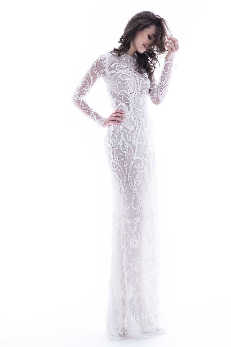Barbara bridal gown