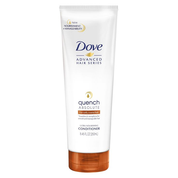 Dove Advanced Hair Series Conditioner Quench Absolute Ultra Nourishing - 8.45 fl oz