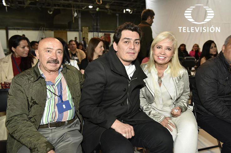 """Terminaron las grabaciones de """"En la vida de Joan Sebastian"""", motivo por el que la productora Carla Estrada reunió a la prensa en Taxco, Guerrero."""