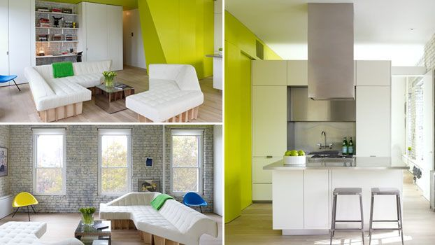 Come Ristrutturare casa, una proposta da New York