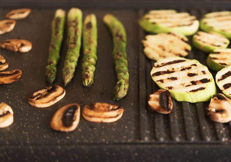 Heerlijk en gezond: groene asperges op de barbecue!