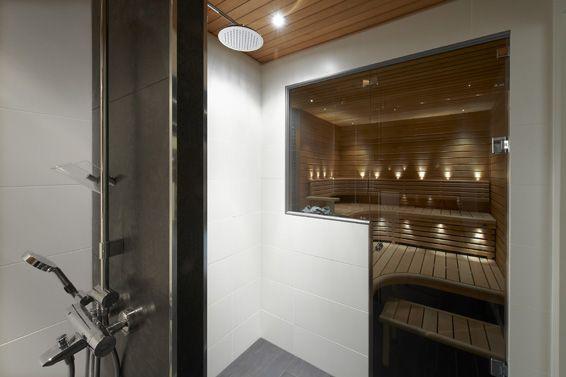 Sun Sauna  Tekniska detaljer  Bastu tvätt badrum