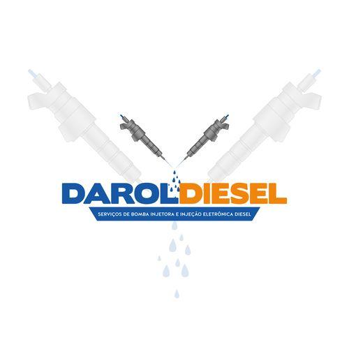 DarolDiesel - company of diesel injection pumps . help me create my logo