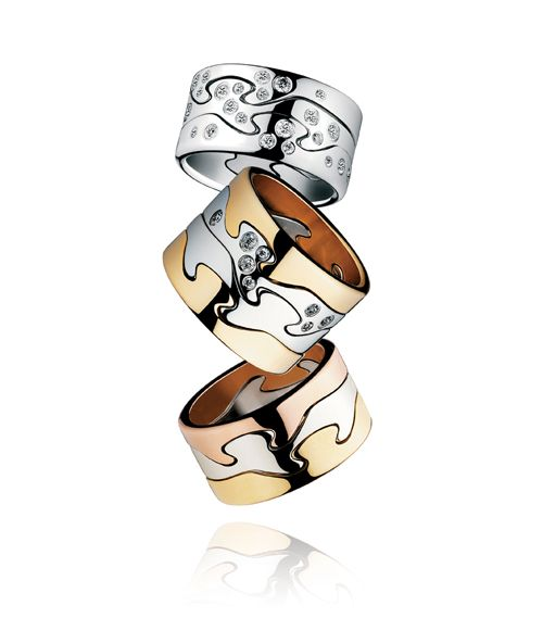 The Nina Koppel Fusion, Georg Jensen design love