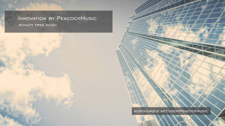 Technology Royalty Free Music - Innovation- is a technology background track with synthesisers, guitar harmonics, acoustic piano, deep bass and drums. Designed for corporate technology, business, innovation, science, and others modern projects. Visit www.peacock-music.com