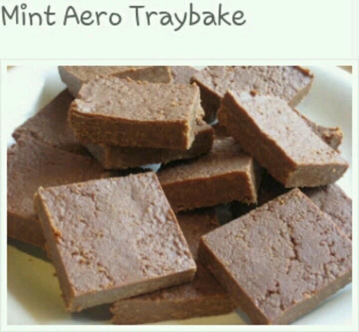 Aero tray bake