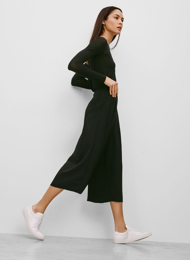 Hearty New Hot Women Fashion High Waist Side Stripe Patchwork Trousers Ladies Casual Contrast Colored Splicing Long Wide Leg Pants St Driving A Roaring Trade Bottoms Women's Clothing