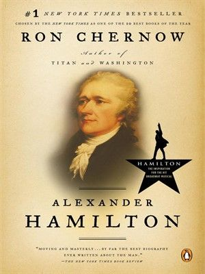 Chernow's biography is not just a portrait of Hamilton, but the story of America's birth seen through its most central figure. At a critical time to look back to our roots, Alexander Hamilton will remind readers of the purpose of our institutions and our heritage as Americans. Start reading 'Alexander Hamilton' on OverDrive: https://www.overdrive.com/media/205056/alexander-hamilton