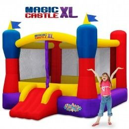 Magic Castle Bounce House XL 10