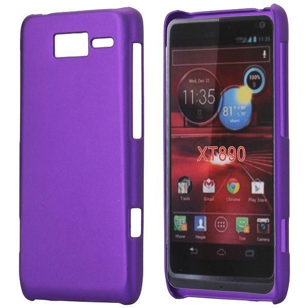 Hard Shell (Violetti) Motorola RAZR i Suojakuori