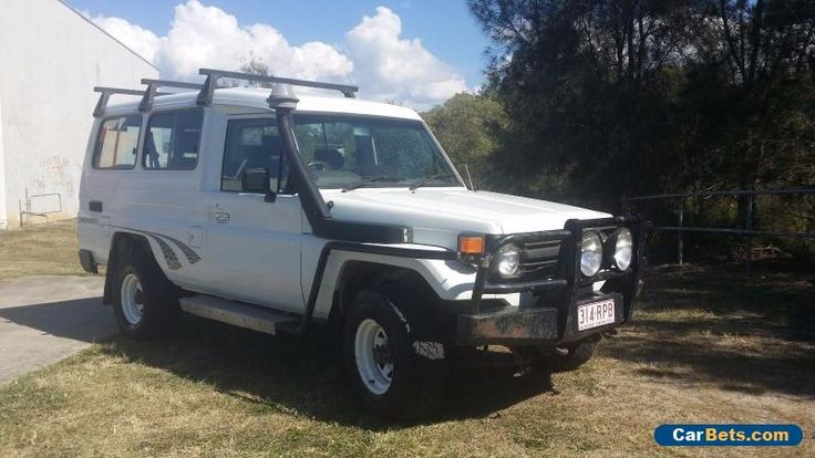 Toyota Landcruiser Troopcarrier 1998 (4x4) #toyota #landcruiser #forsale #australia