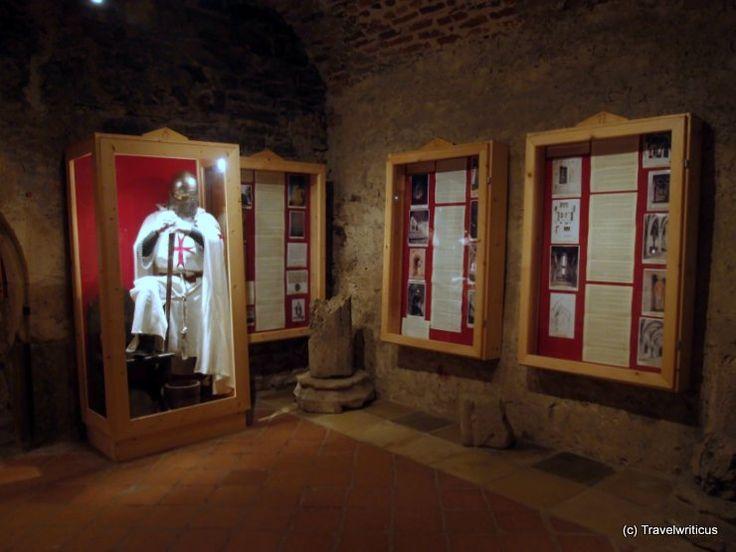 Templar museum at Lockenhaus Castle, Austria