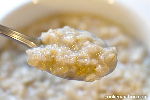 This week's challenge is all about oats. What makes each oat product different, how to cook them, and how to substitute oats in recipes.